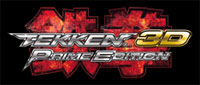 Tekken 3D Prime Edition game logo