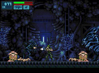 Enter the world of the Xenomorphs