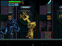 2D sidescrolling gameplay