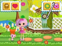 Nintendo DS stylus touch controls in Lalaloopsy