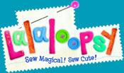 Lalaloopsy game logo