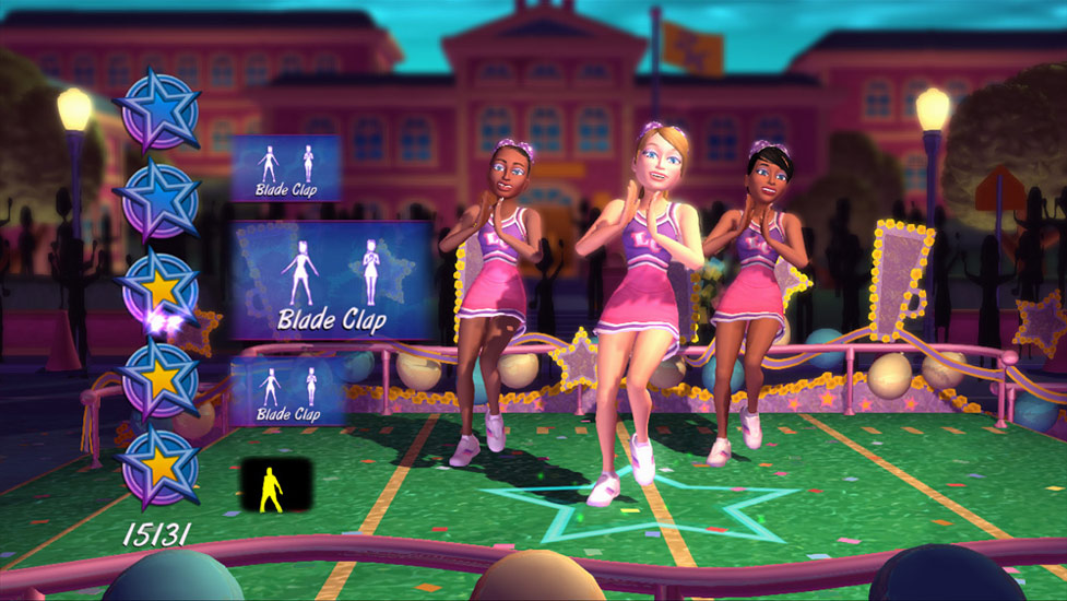 Amazon.com: Let's Cheer - Xbox 360: Take 2 Interactive: Video Games