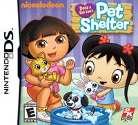 Dora & Kai-Lan's Pet Shelter boxshot