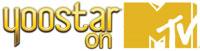 Yoostar on MTV game logo