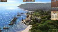 3D naval battles