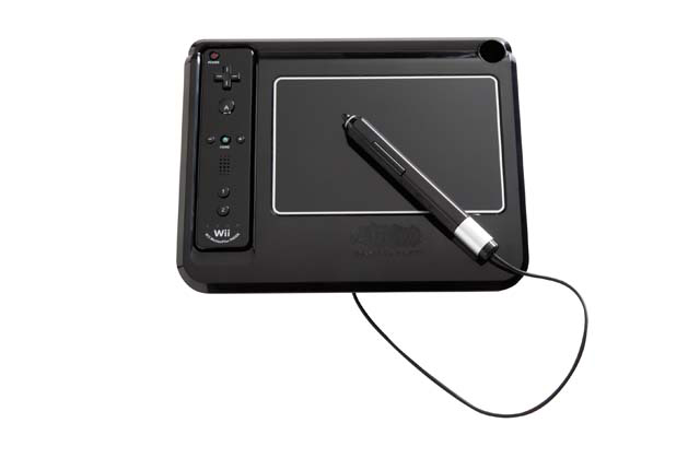 Udraw game tablet with udraw studio instant for Nintendo wii u tablet