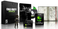 Call of Duty: Modern Warfare 3 Hardened Edition for Xbox 360 box contents