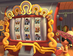 Gathering tickets Carnival Games: Wild West 3D