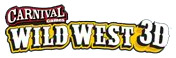 Carnival Games: Wild West 3D game logo