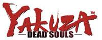 Yakuza: Dead Souls game logo