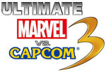 Ultimate Marvel vs Capcom 3 game logo