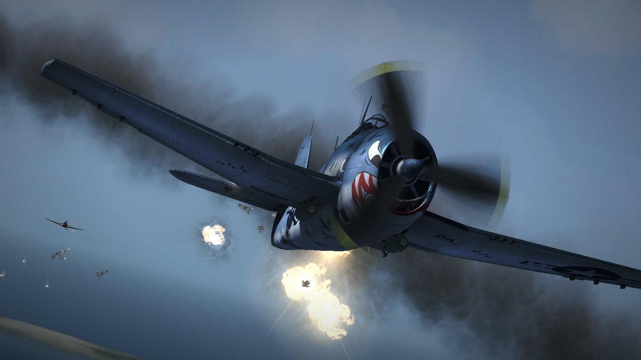 Amazon.com: Damage Inc., Pacific Squadron WWII - Xbox 360