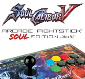 Mad Catz Arcade FightStick: SOUL Edition