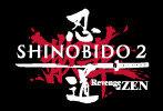 Shinobido 2: Revenge of Zen game logo