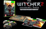 The Witcher 2: Assassins Of Kings Enhanced Edition for Xbox 360 box contents