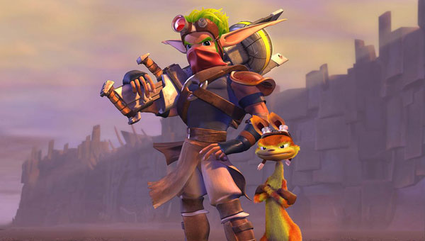 Amazon.com: Jak & Daxter Collection - Playstation 3: Video Games