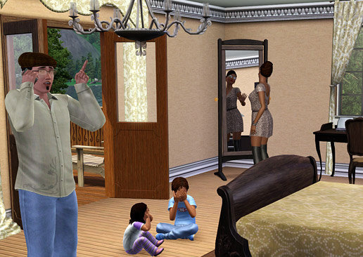 Sims 3 Hidden Springs Free