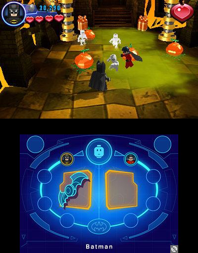 3DS LEGO Batman 2: DC Super Heroes