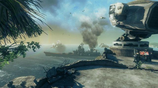 Ship Games For Xbox 360 : Amazon battleship xbox playstation