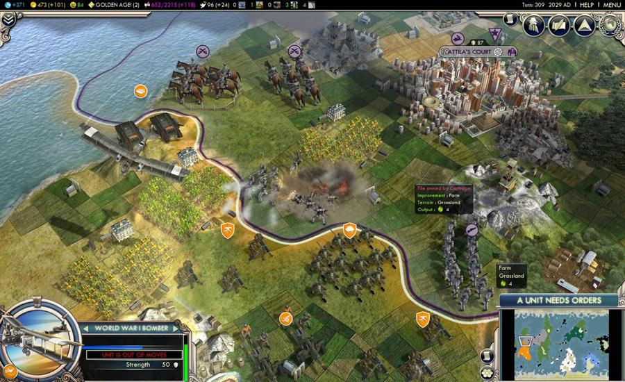 Amazon com: Sid Meier's Civilization V: Gods and Kings [Download