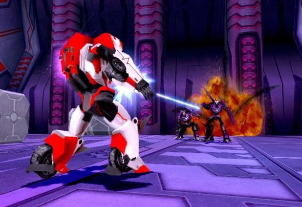 Скачать Игру Transformers Prime The Game На Компьютер Через Торрент - фото 2
