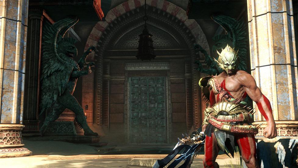 Game Wars: God of War: Ascension