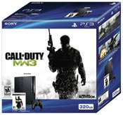 PS3 320 GB Call of Duty Modern Warfare 3 Bundle