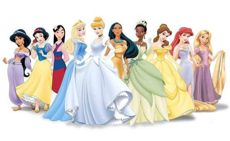 Amazon Disney Princess My FairyTale Adventure
