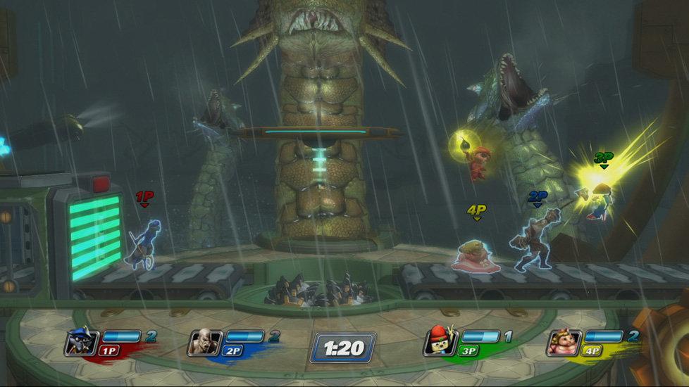 PlayStation All-Stars Battle Royale (PS3): Amazon.co.uk