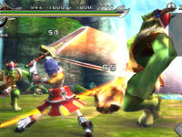 Chaining attacks together in Ragnarok Odyssey