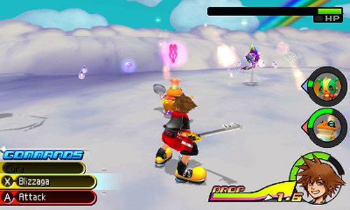Kingdom Hearts 3D Dream Drop Distance - Collector's Edition - Nintendo