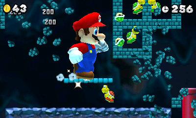 Image result for new super mario mega mushroom gameplay'