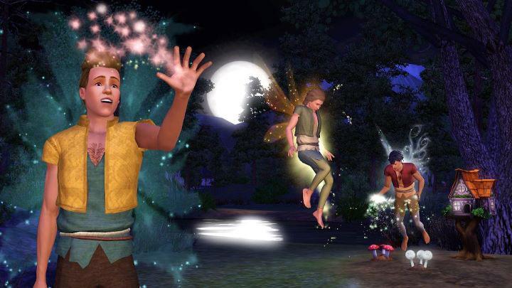 download game the sims 3 supernatural untuk pc
