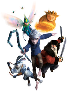 Amazon.com: Rise of the Guardians: The Video Game - Nintendo DS: D3 Publisher of America: Video