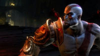 Play as the brutal warrior Kratos