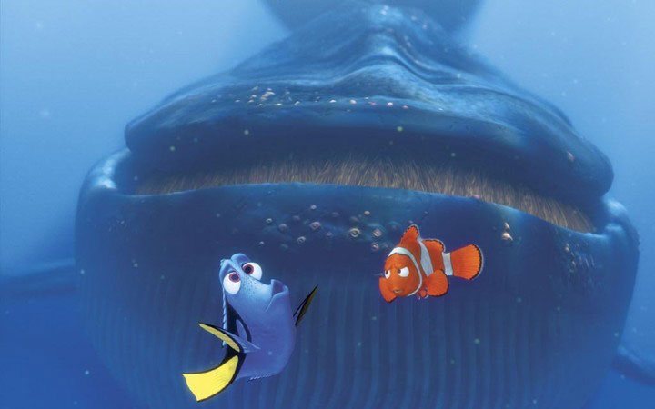 Amazon.com: Finding Nemo: Escape to the Big Blue Special
