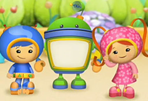Amazon.com: Nickelodeon Team Umizoomi & Dora's Fantastic