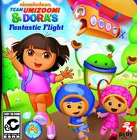Dora Team Umizoomi's Fantastic Flight
