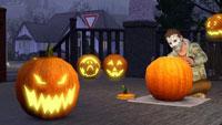 Carve a Jack o' lantern