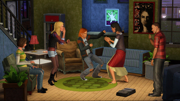 Amazon Com The Sims 3 70 S 80 S And 90 S Stuff Pc