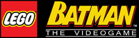 'LEGO Batman The Game' logo