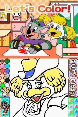 Amazon.com: Chuck E Cheese\'s Playhouse - Nintendo DS: Video Games