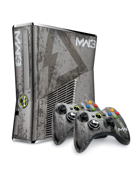 Amazon Com Xbox 360 Limited Edition Call Of Duty Modern
