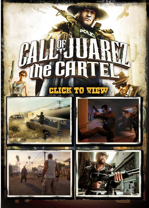 Amazon.com: Call Of Juarez: The Cartel - Xbox 360: Video Games