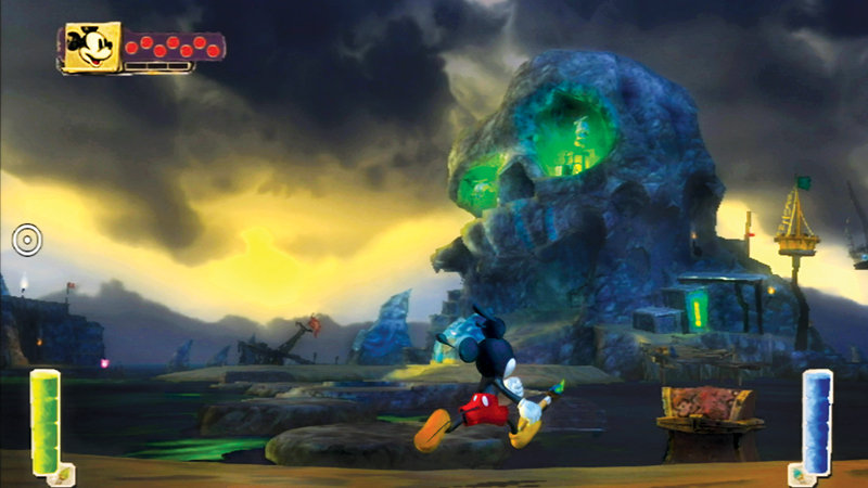 Amazon.com: Disney Epic Mickey Collector's Edition
