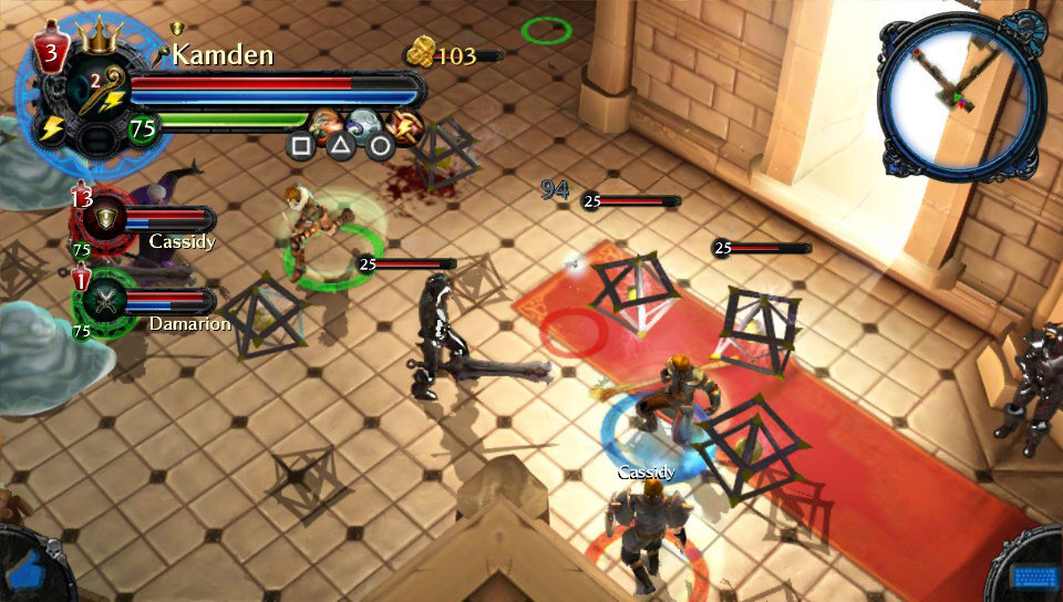 Amazon.com: Dungeon Hunter Alliance - PlayStation Vita: UbiSoft: Video