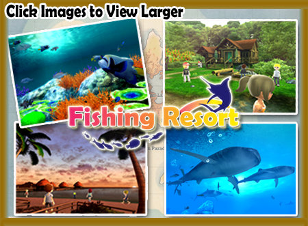 Pin deep sea fishing games for wii on pinterest for Wii fishing games