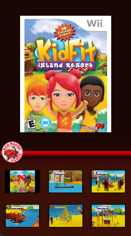 Click to view screenshots from Red Wagon Games
