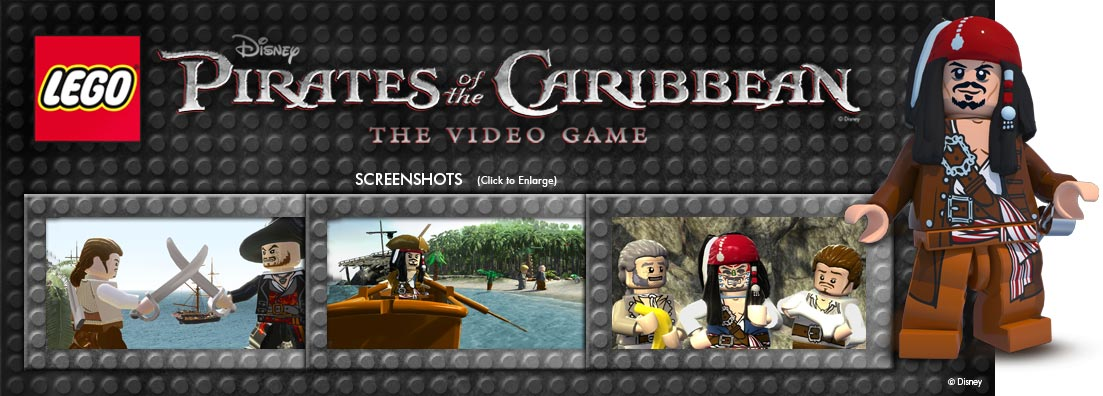 Amazon.com: Lego Pirates of the Caribbean - Playstation 3: Disney