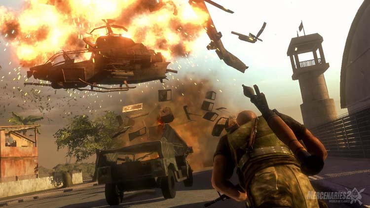 Amazon mercenaries 2 world in flames playstation 3 artist mercenaries 2 world in flames altavistaventures Images